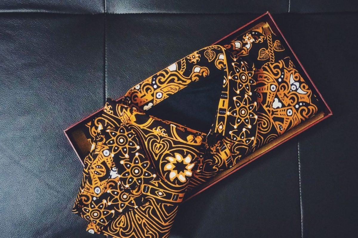 AB 6 Angur - Batik Uniform