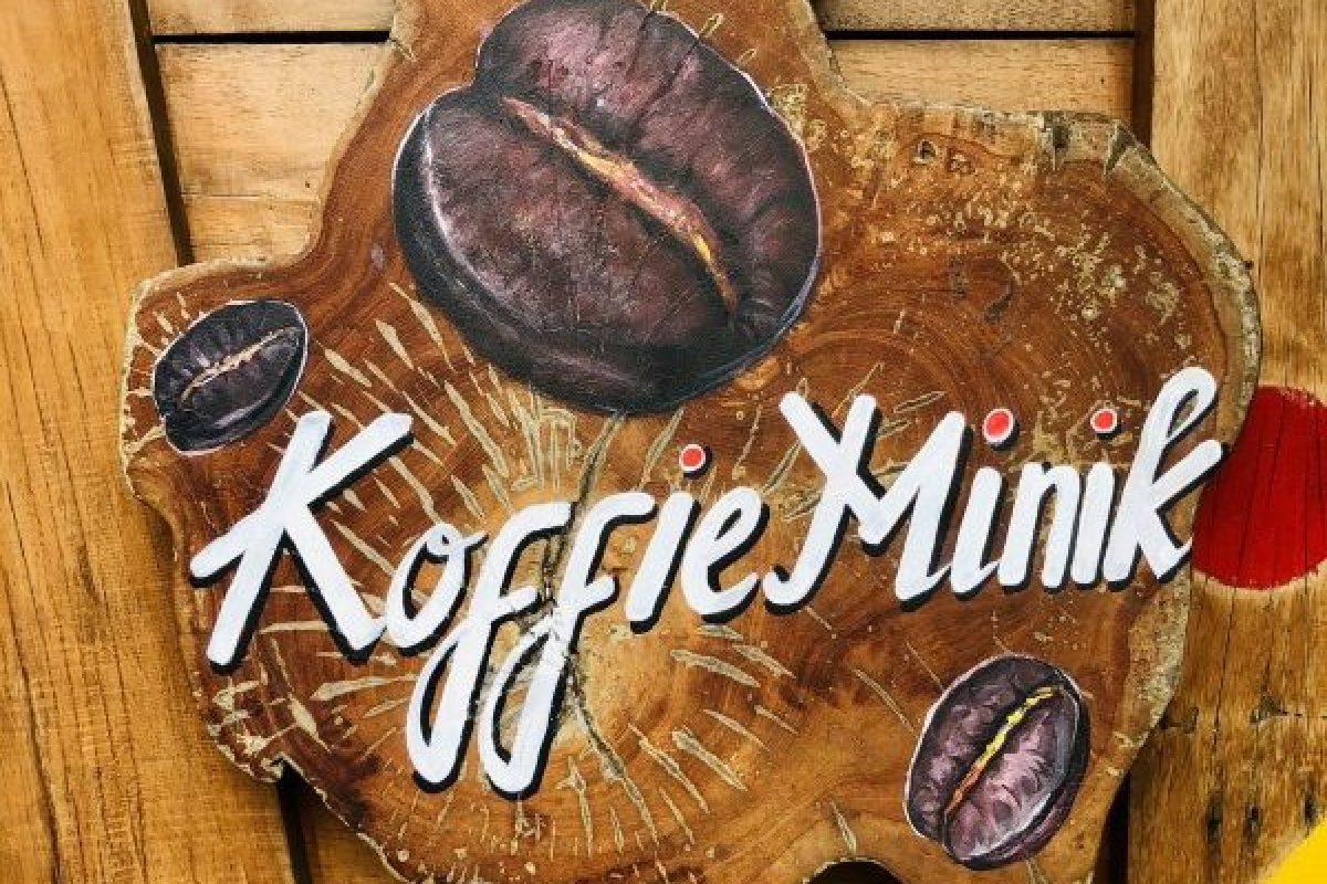 GD 1 Angur - Design Graphic - Koffie Minik Logo