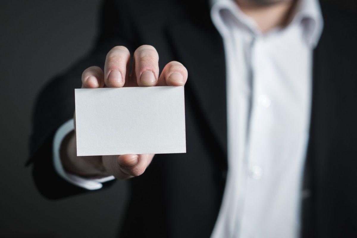 PR 2 Business Card Angur